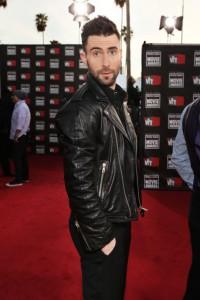 Adam+Levine+Outerwear+Leather+Jacket+DzgxmIKBYjSl