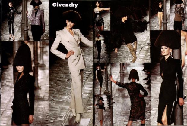 GivenchyAW97LOfficiel100modelesPretaPorter1997scans